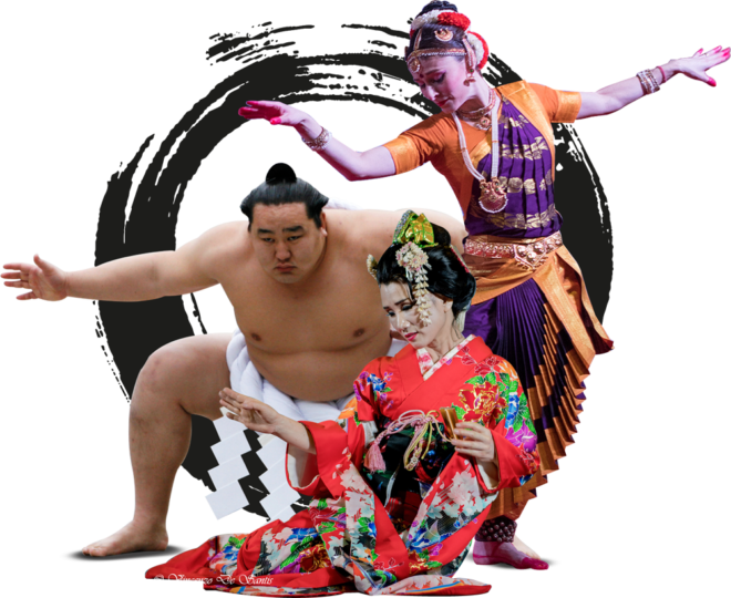 cerimonie e spettacoli Festival dell'Oriente