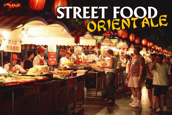 Streef Food orientale